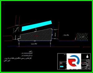 نقشه UTM برای اخذ سند تک برگ منطقه 1 تهران