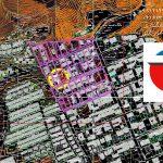 جانمایی ثبتی ملک و تهیه نقشه یو تی ام برای ثبت